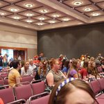 One of the Large ballrooms. Fit lots of people