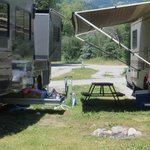 Jackson Hole Campground resmi