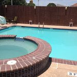 Foto van Holiday Inn Express Hotel & Suites Bastrop
