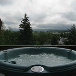 The Hot Tub!