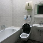"Bellinzona Youth Hostel ""Villa Montebello"": Shared Bathroom"