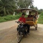 Nicky - brilliant Battambang guide
