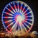 The Great Smoky Mountain Wheel