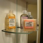 arran aromatics bathroom products