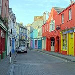 Beautiful strets of Kinsale - magical