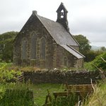 Old Abanbdoned Church East Side of Dingle