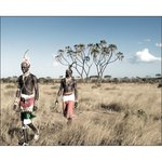 The warriors of Samburu form a huge part of our staff. We love their cultural pride. Photo by Hi