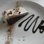 Chocolate and Kirsch Cheesecake