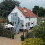 Stunning Hayloft and Coach House
