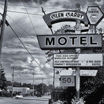 Welcome to Glen Garry Motel