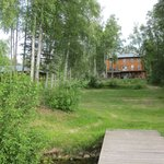 Alaska's Lake Lucille Bed & Breakfast resmi