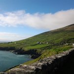 one of the many beautiful views of the Dingle Peninsular