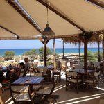Aplo Beach Bar Cafe Foto