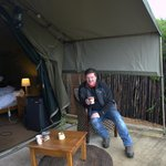 Amakhala Woodbury Tented Camp Foto