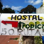 Hostal Tropical resmi