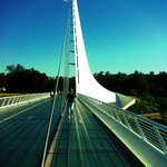 Nearby attraction that is worth the visit with your family ... Sundial Bridge and Turtle Bay Par