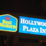 صورة فوتوغرافية لـ ‪BEST WESTERN Hollywood Plaza Inn‬