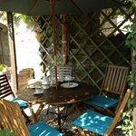 Sit in the Shade and relax Millgate B&B Masham (70302178)