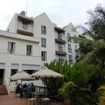 Photo of The Arusha Hotel