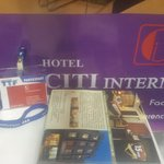 Foto van Hotel Citi International