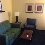 صورة فوتوغرافية لـ ‪SpringHill Suites Savannah Airport‬