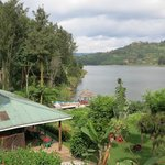 Foto di Lake Bunyonyi Overland Resort