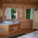Creekside Melodies - Jacuzzi Tub