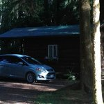 Huckleberry Lodge Cabins resmi