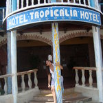 Photo de Hotel Tropicália