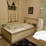 Large bathroom in Star Gazer Room