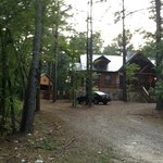 Beavers Bend Log Cabins의 사진