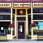 Exterior of the Big Dipper Bakery Cafe