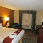 Foto de Holiday Inn Express Belleville