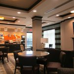 Foto van Holiday Inn Express Hotel & Suites Nepean
