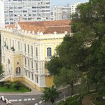 Palácio Anchieta - vista do quarto, 12 andar