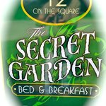 Now the The Secret Garden Bed and Breakfast
