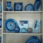 Bill Campbell pottery found here!!