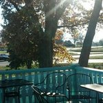 the porch is always enjoyable!