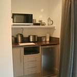 Kitchenette corner