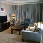 Newly Refurbished lounge in Suite