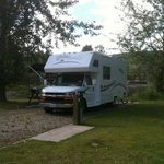 Cottonwood Family Campground Foto