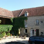 Photo de Logis Auberge de la Mue