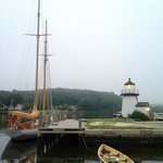 Nearby Mystic Seaport - Stay at Fourteenth Lincoln and explore Historic New England