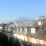 mt pilatus view from room