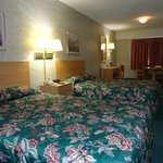 Double Bed/Suite