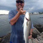 Striper Fishing - Wallis Sands Beach