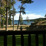 Foto de Somers Bay Log Cabin Lodging