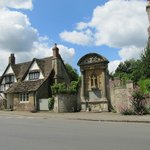 """Lacock - very """"old world"""" and full of charming shops"""