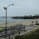 Redondo Beach and Pier (10 minutes walking form the hotel)