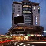 The Radisson Blu Gautrain Hotel